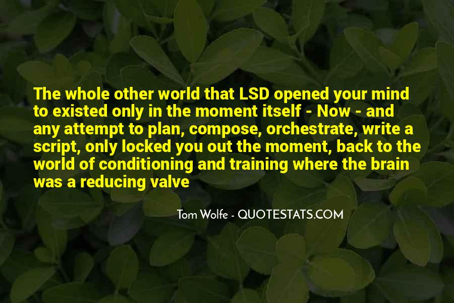 Quotes About Lsd #132180
