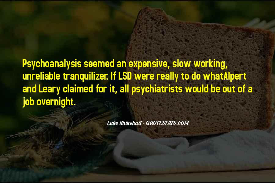 Quotes About Lsd #1554158