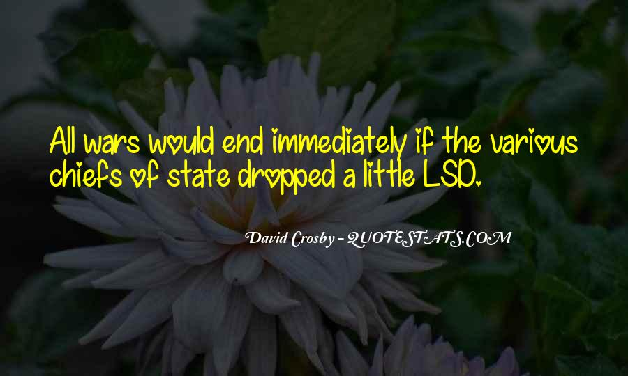 Quotes About Lsd #1589138