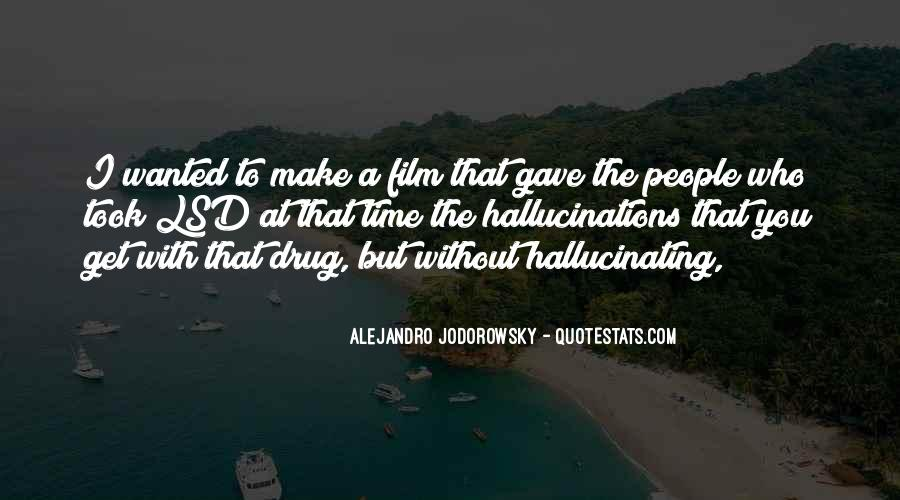 Quotes About Lsd #1594567