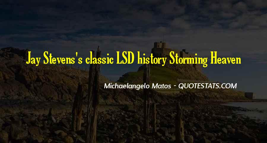 Quotes About Lsd #1660502