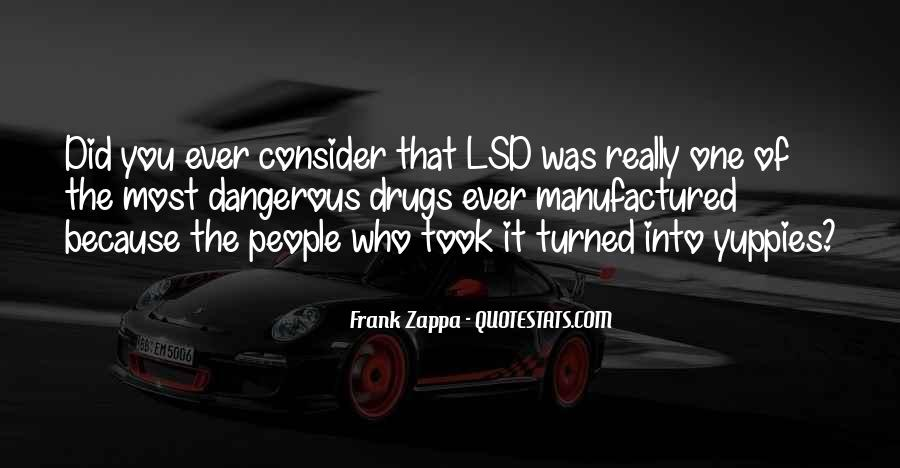 Quotes About Lsd #440139