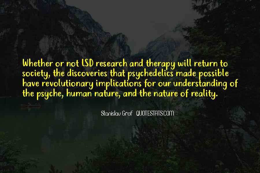 Quotes About Lsd #836474