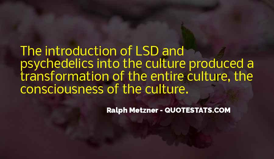 Quotes About Lsd #876556