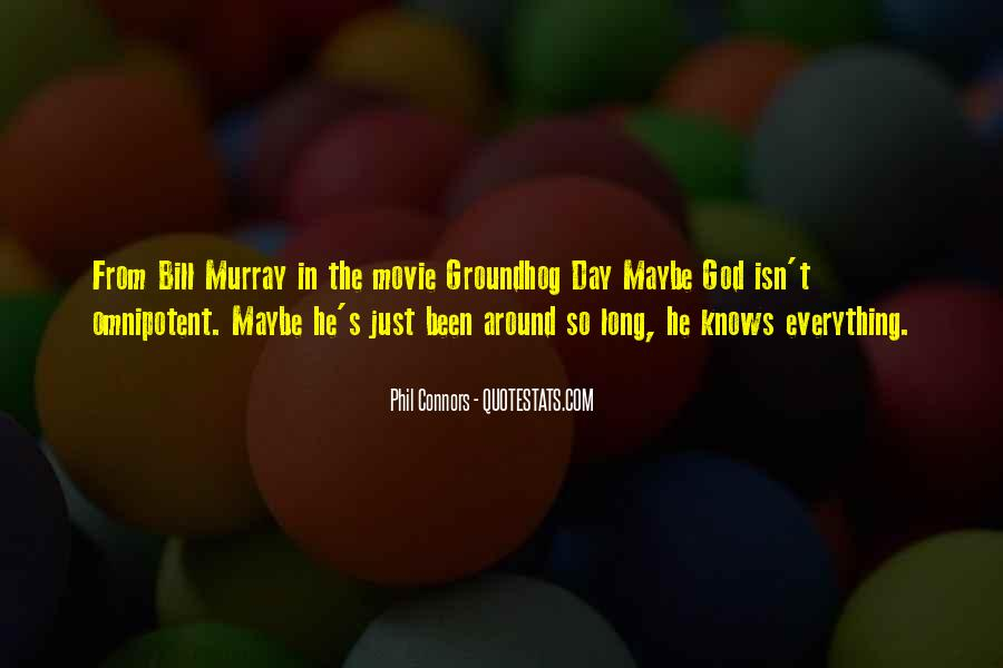 Bill Murray Movie Quotes #438362