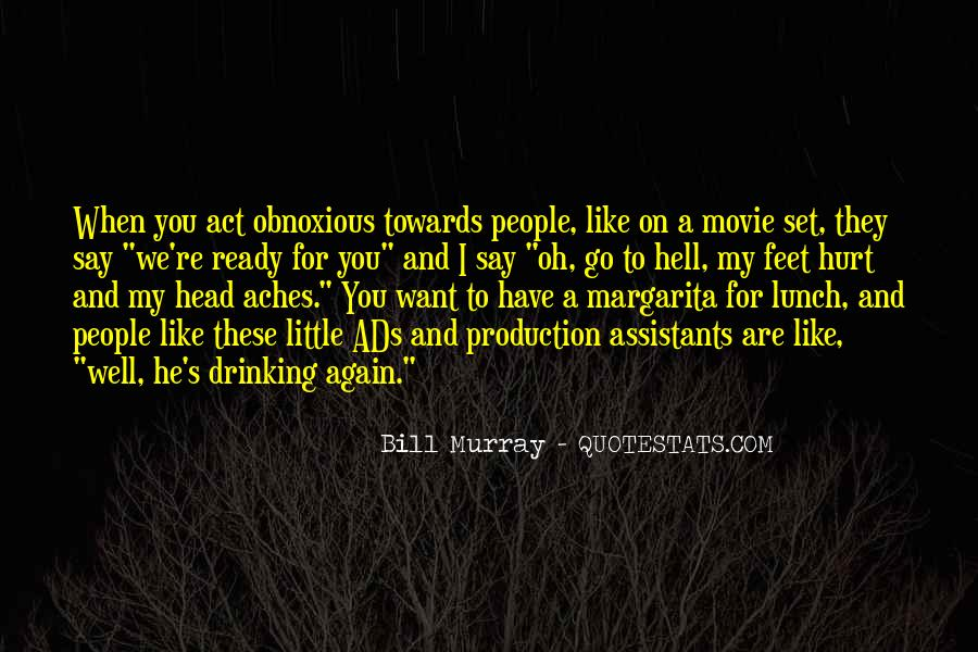 Bill Murray Movie Quotes #82594