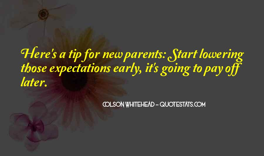 Quotes About Lowering Your Expectations #152535