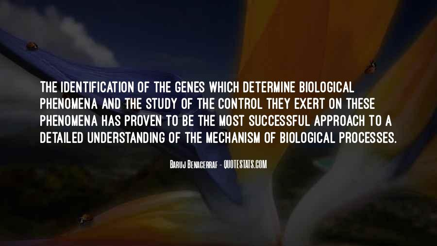 Biological Approach Quotes #1055924