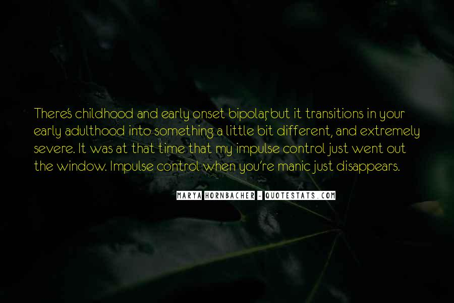 Bipolar Manic Quotes #1061538