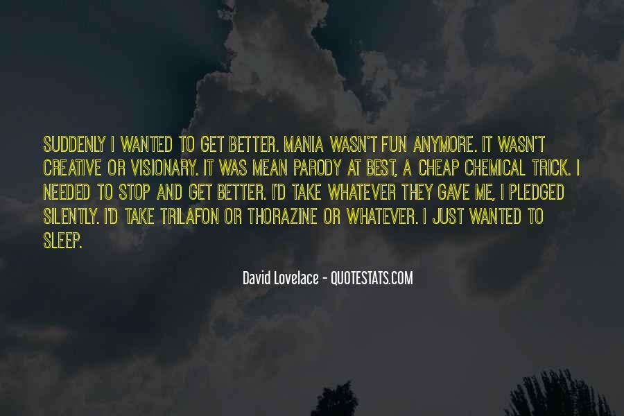 Bipolar Manic Quotes #1066032