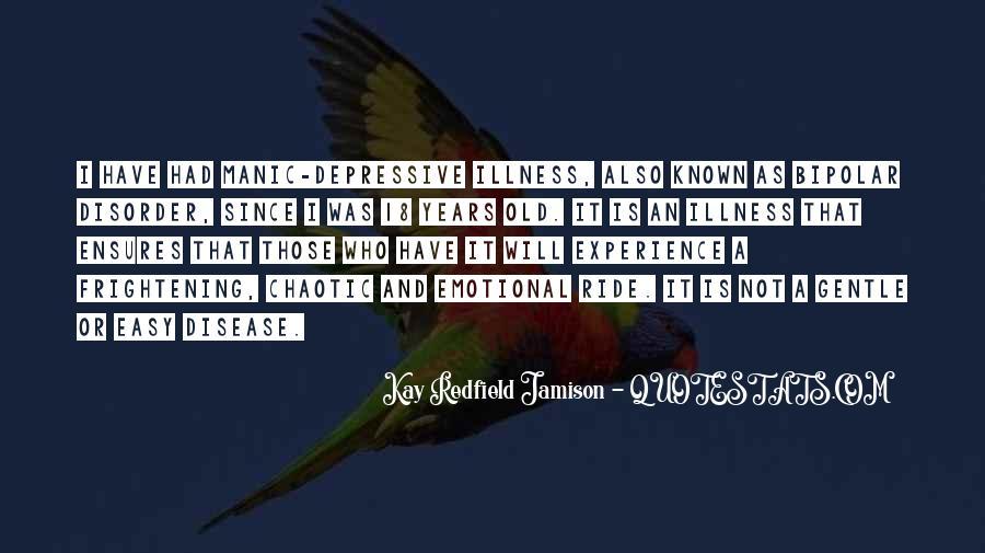 Bipolar Manic Quotes #447457