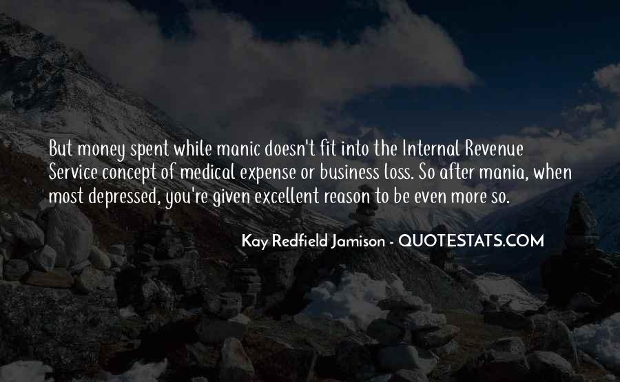 Bipolar Manic Quotes #567107