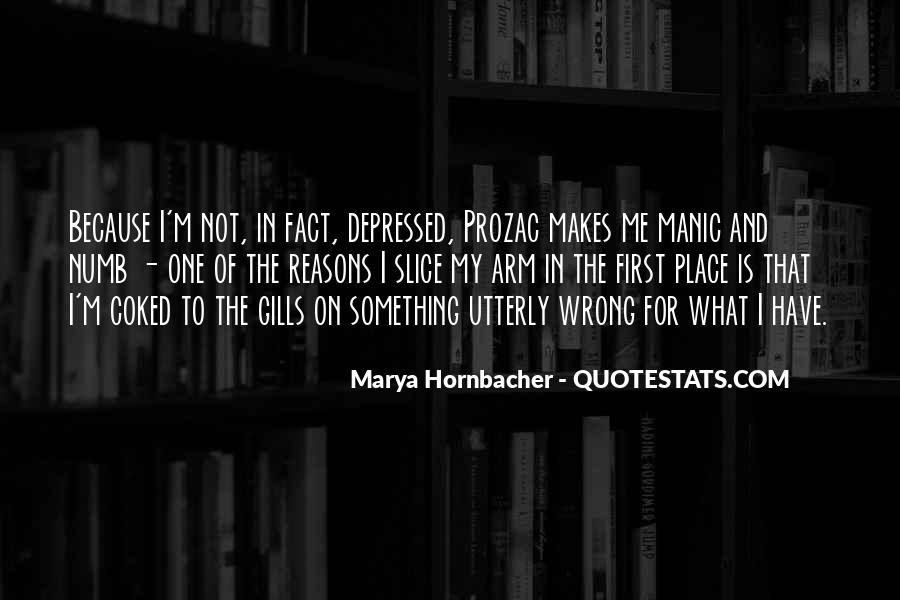 Bipolar Manic Quotes #62527