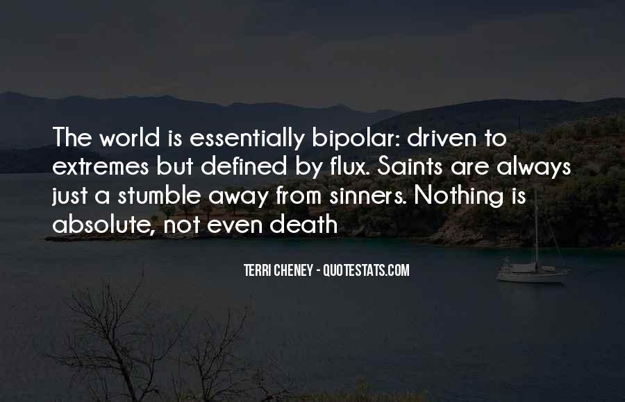 Bipolar Manic Quotes #641627