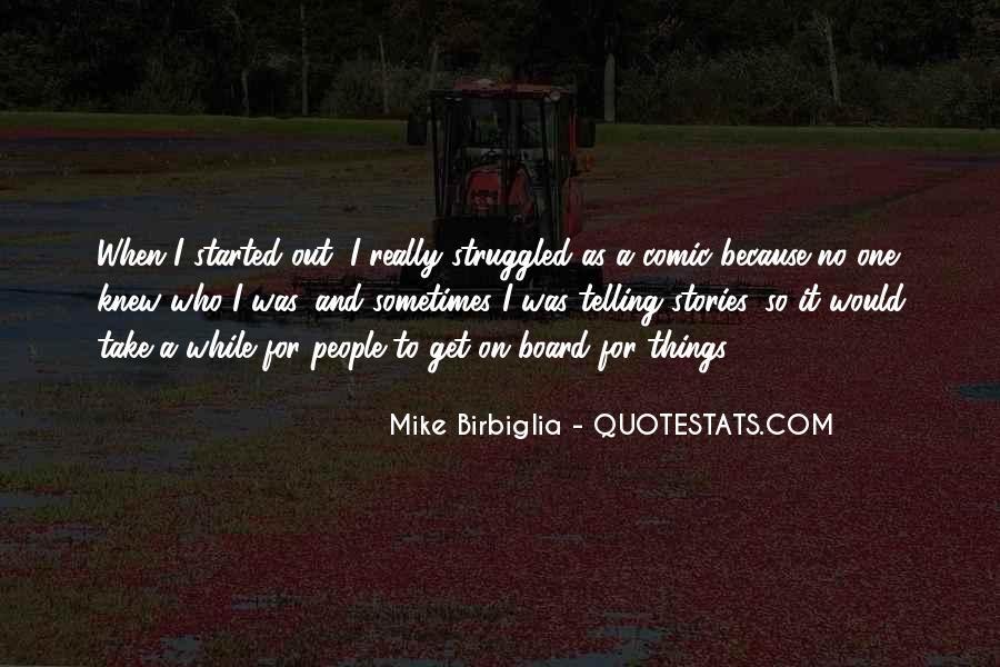 Birbiglia Quotes #137247