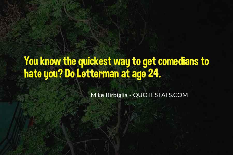 Birbiglia Quotes #241646
