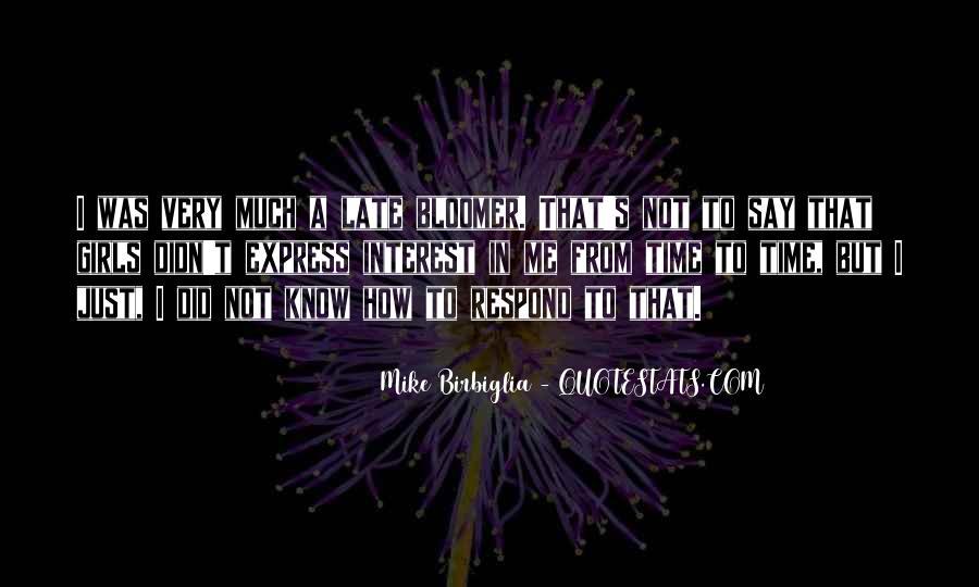 Birbiglia Quotes #38735