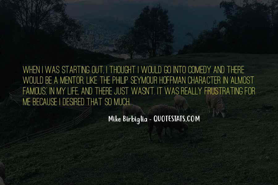 Birbiglia Quotes #397812