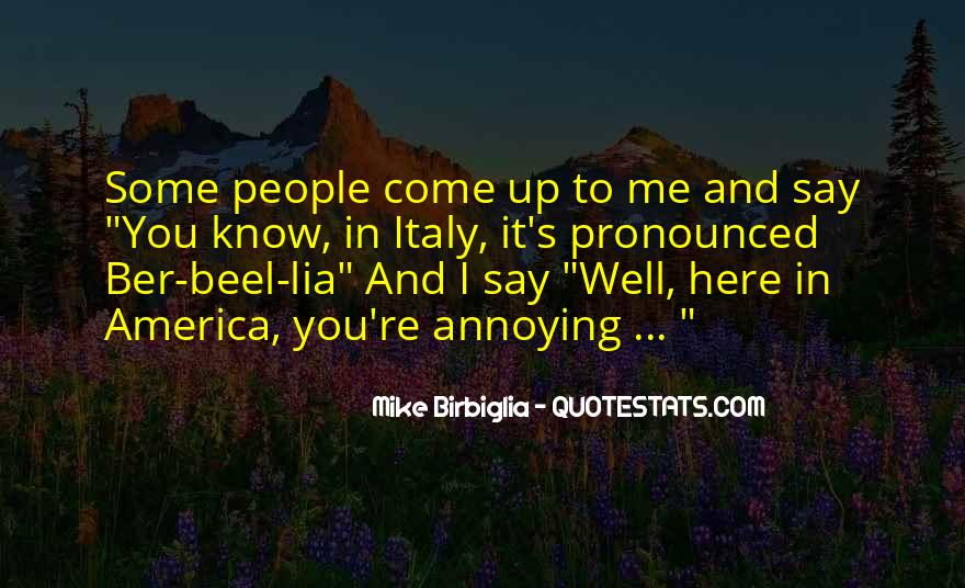 Birbiglia Quotes #636382