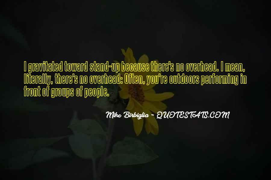 Birbiglia Quotes #703748