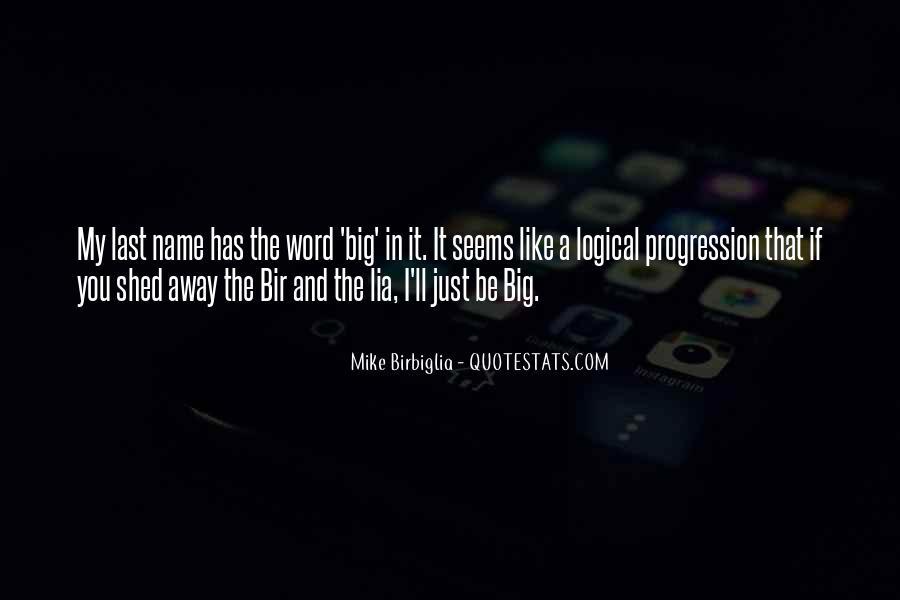 Birbiglia Quotes #857717