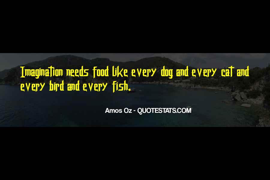 Bird Food Quotes #1644088