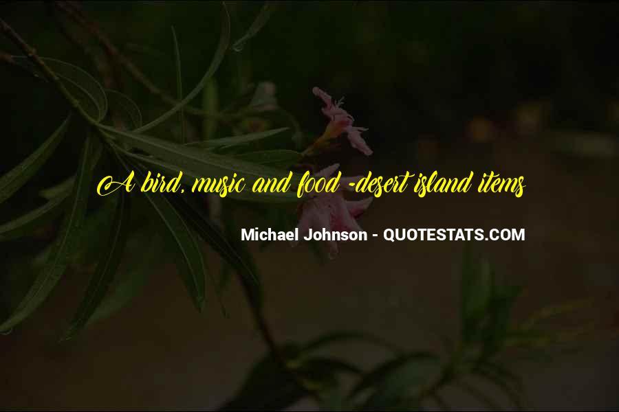 Bird Food Quotes #936466