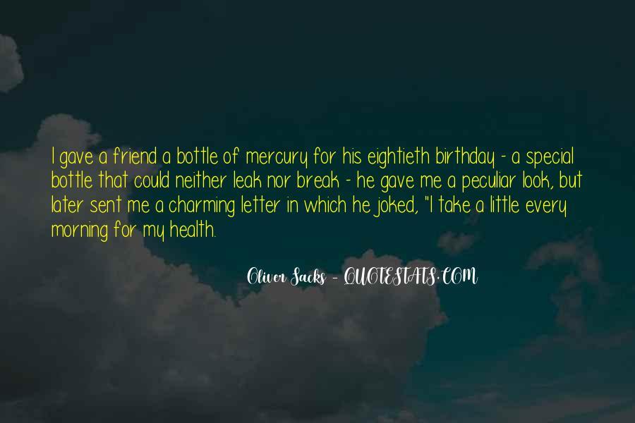 Birthday Mug Quotes #20875