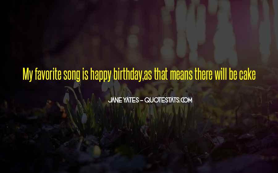 Birthday Mug Quotes #72225