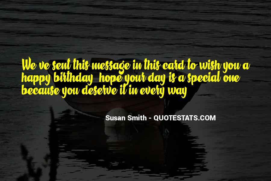 Birthday Mug Quotes #83429