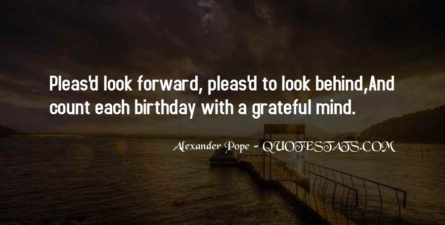Birthday Mug Quotes #91642