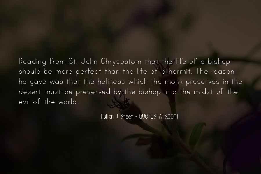Bishop Fulton Sheen Quotes #360632