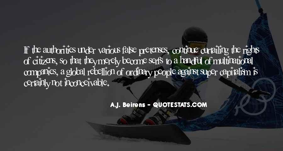 Bj Vorster Quotes #1337732