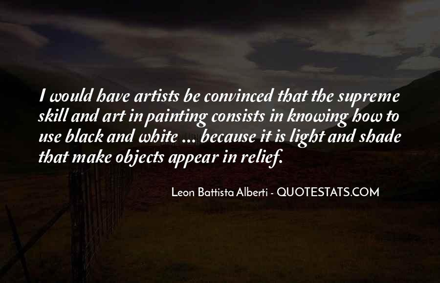 Black And White Light Quotes #1339037