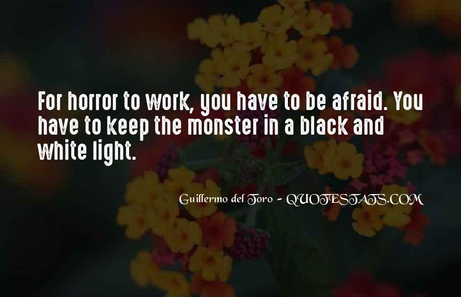 Black And White Light Quotes #1656077