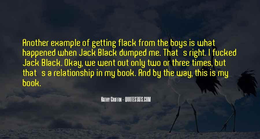 Black Book Quotes #1040956