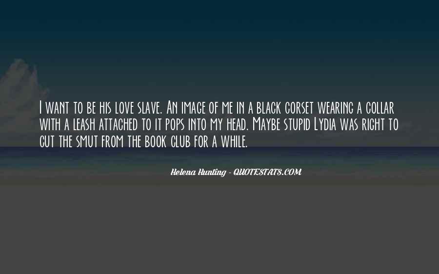 Black Book Quotes #1281829