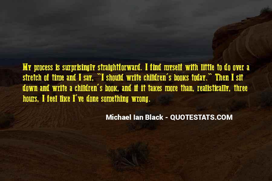 Black Book Quotes #1342044