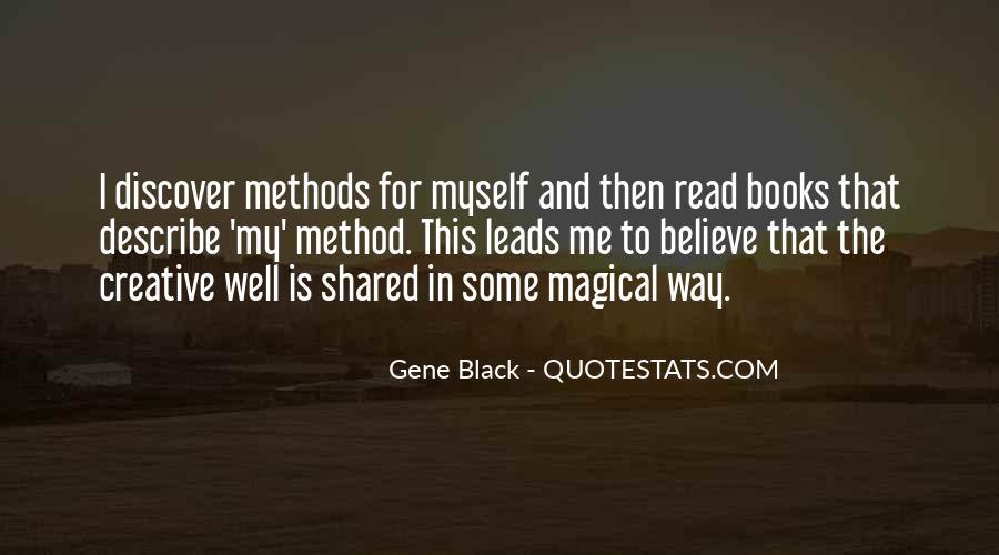 Black Book Quotes #281185