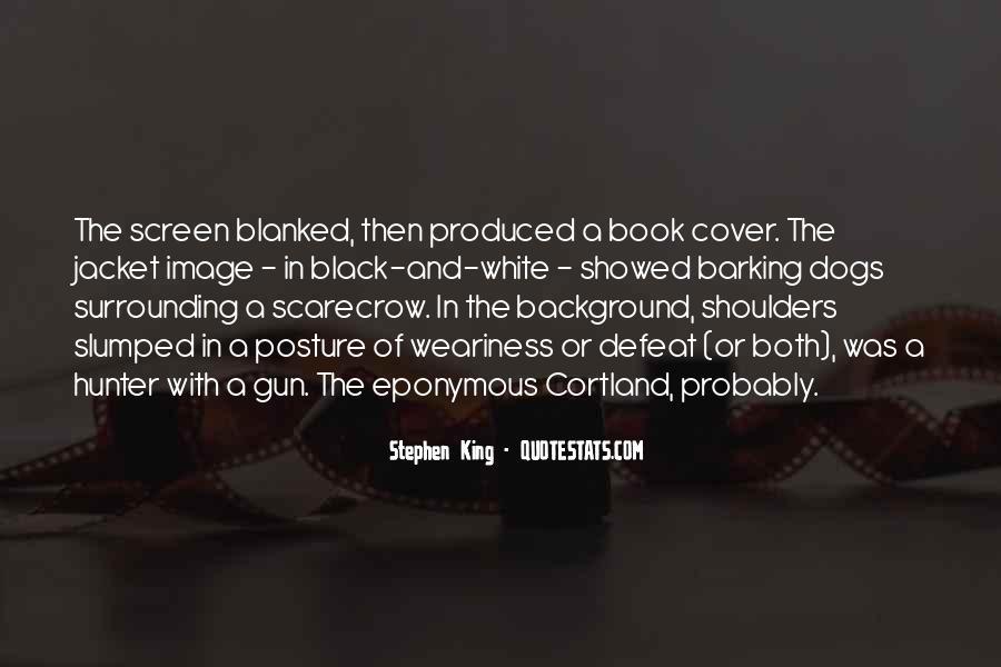 Black Book Quotes #29431