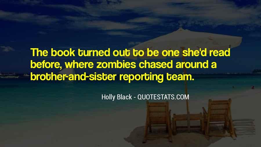 Black Book Quotes #323628