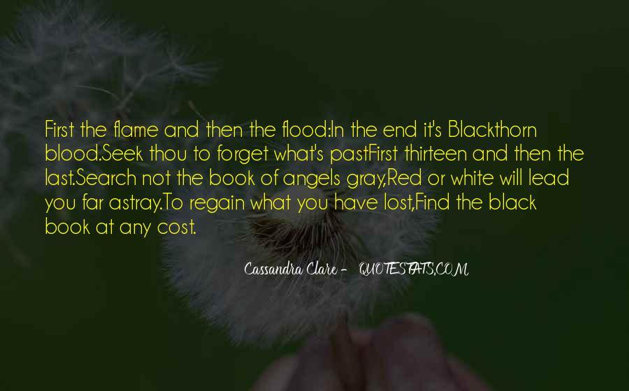 Black Book Quotes #430224