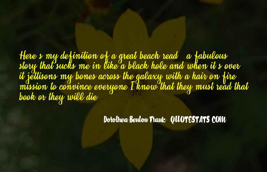 Black Book Quotes #780696