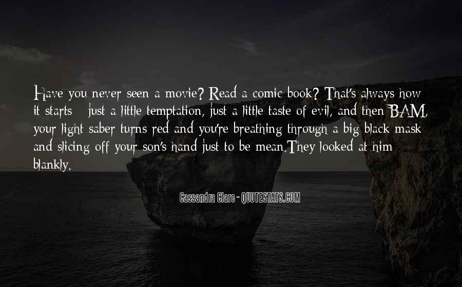 Black Book Quotes #880049