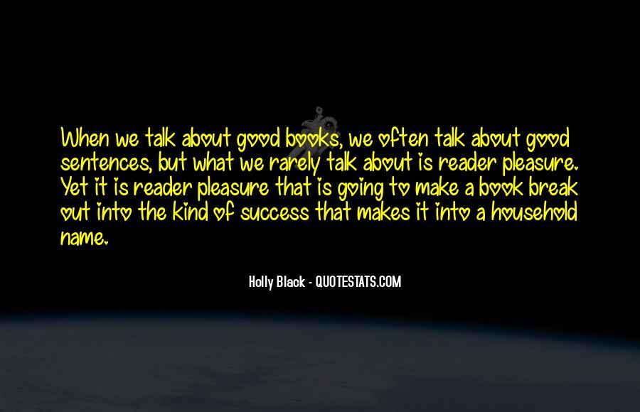 Black Book Quotes #924926