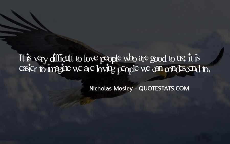 Quotes About Loving People For Who They Are #27369