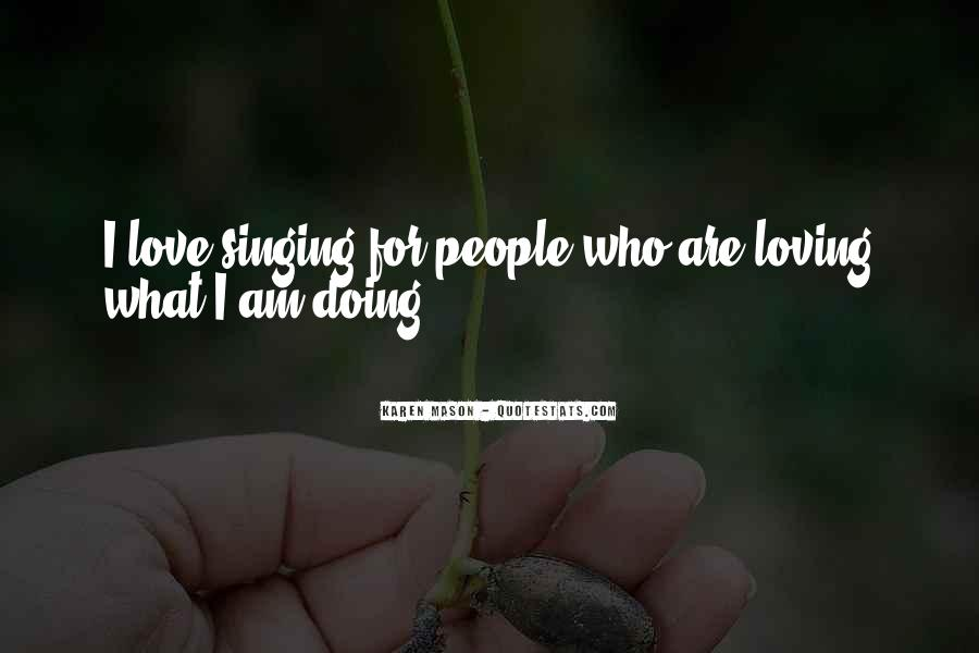 Quotes About Loving People For Who They Are #84487