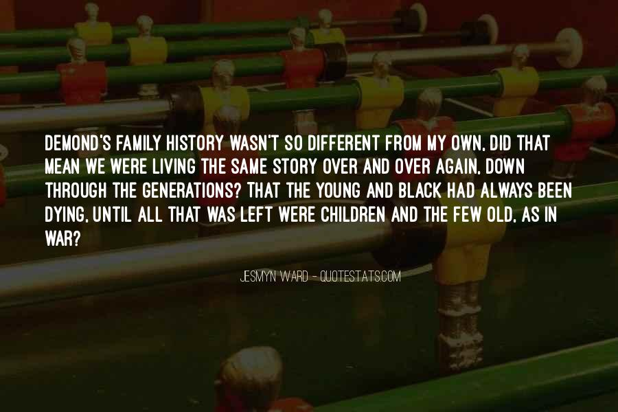 Black Down Quotes #149165