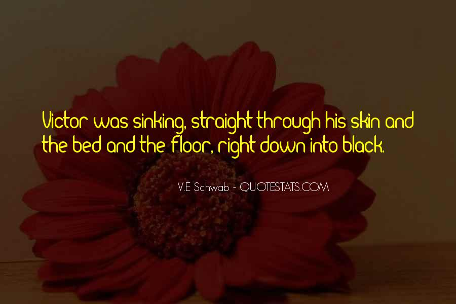 Black Down Quotes #152144
