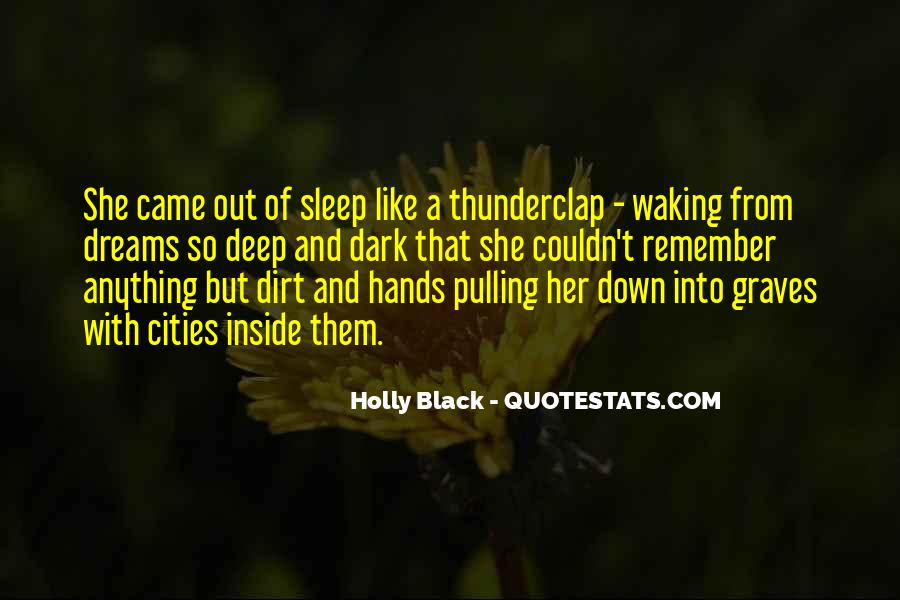 Black Down Quotes #181444